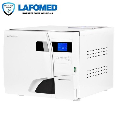 Класически автоклав LAFOMED с принтер 12 литра