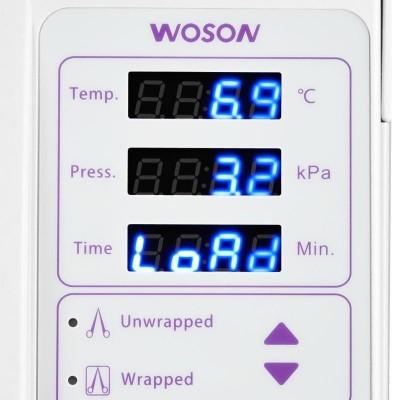Класически автоклав Woson с принтер 18 литра