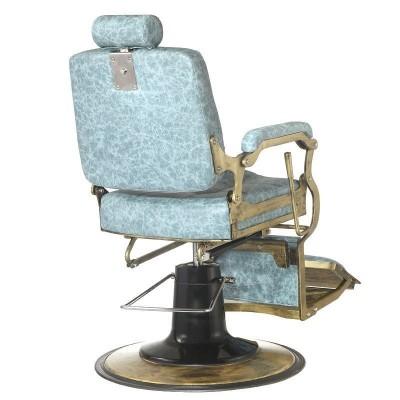 Бръснарски стол Boss - мрамор