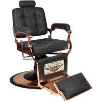 Бръснарски стол Boss ретро