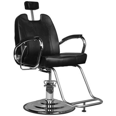 Бръснарски стол от еко кожа