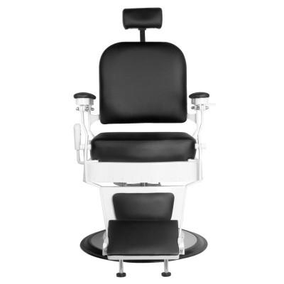 Бръснарски стол Фабрицио - черен