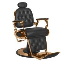 Бръснарски стол Франческо - медно