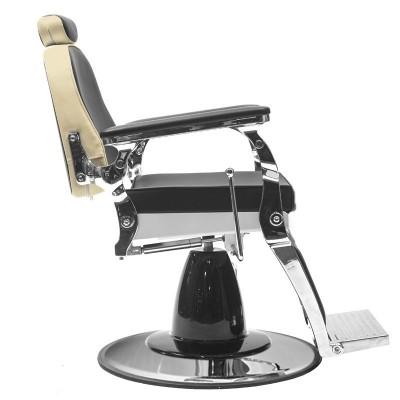 Бръснарски стол Фредерико - черен