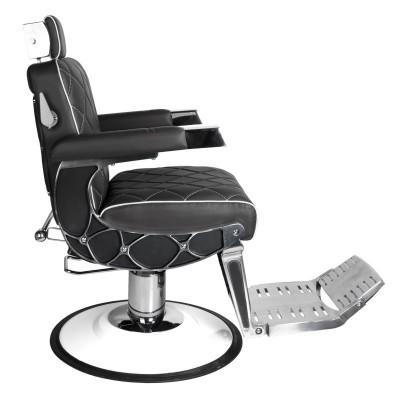 Бръснарски стол Джузепе - черен