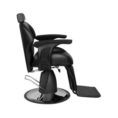 Бръснарски стол Игор - черен