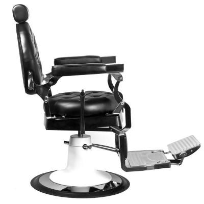 Бръснарски стол Император - черен