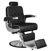 Бръснарски стол Империал Х - черен