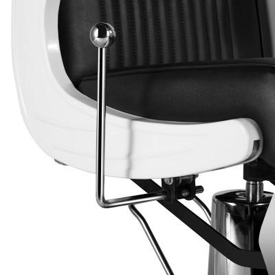 Бръснарски стол Империум – черен