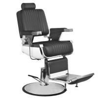 Бръснарски стол Роял - черен