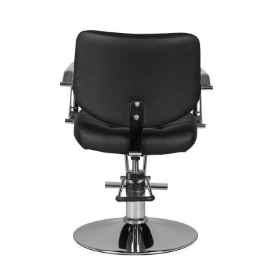 Бръснарски стол Виго – черен