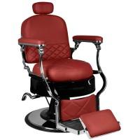 Бръснарски стол Вито – бордо