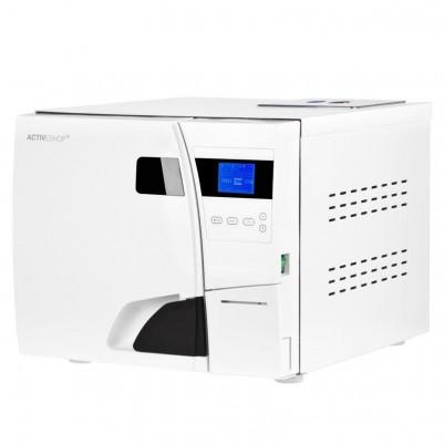Бял премиум автоклав LAFOMED 23 литра с принтер