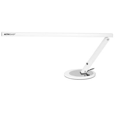 Бяла лампа