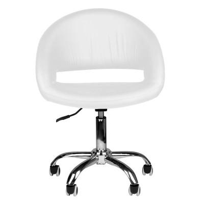 Бяло козметично кресло
