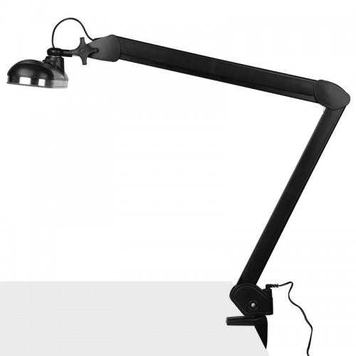 Черна работна LED лампа