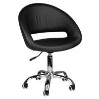 Черно козметично кресло