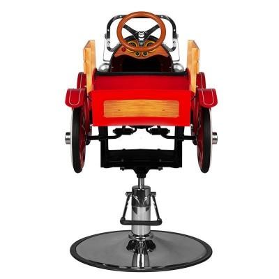 Детски фризьорски стол - автомобил