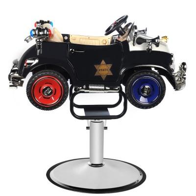 Детски фризьорски стол – полиция