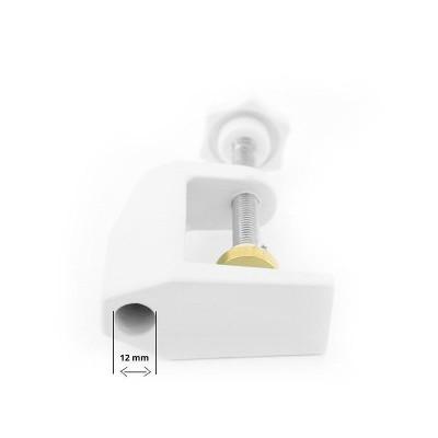 Държач за лампа лупа