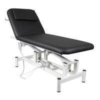 Електрическа масажна кушетка с 1 двигател - черна