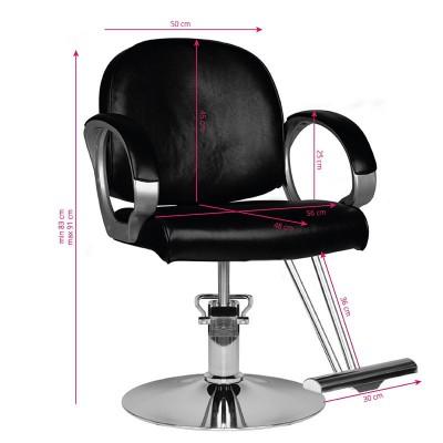 Естетичен фризьорски стол