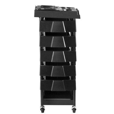 Фризьорска количка с чекмеджета и поставки