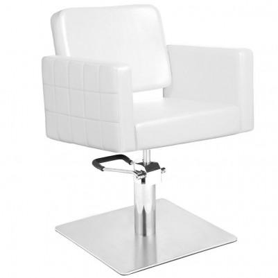 Фризьорски стол Анкара - бял