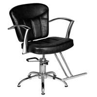 Фризьорски стол – черен