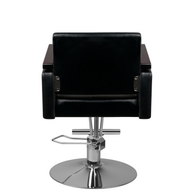 Фризьорски стол от еко кожа