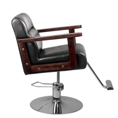 Фризьорски стол с подлакътници