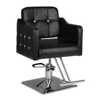 Фризьорски стол със стабилна основа