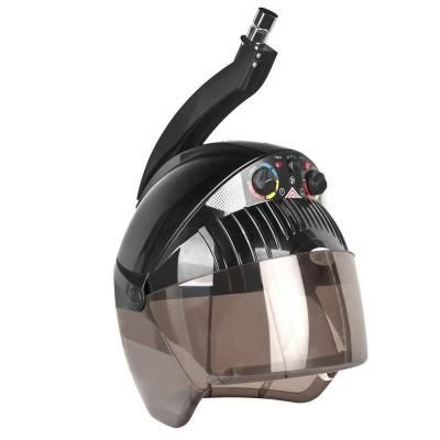 Каска за изсушаване с 3 скорости - черна