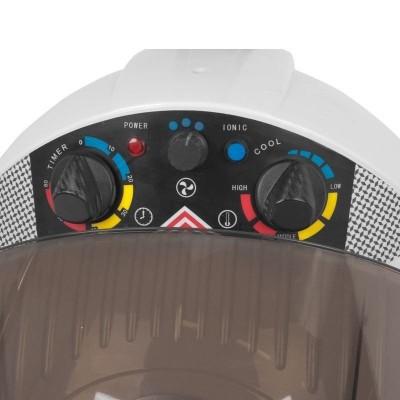 Каска за изсушаване с 3 скорости - бяла