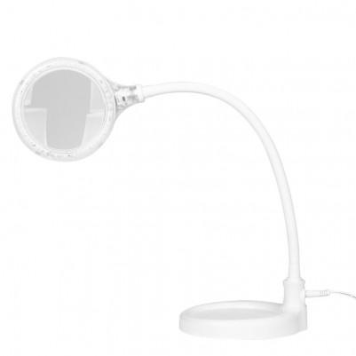 Компактна LED лампа лупа