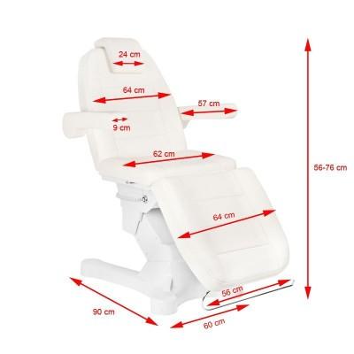 Козметичен електрически стол 4 двигателя