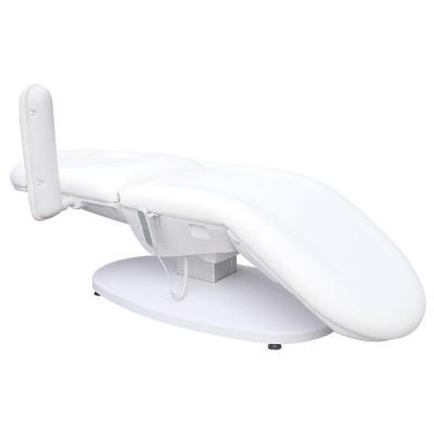 Козметичен електрически стол Eclipse бял