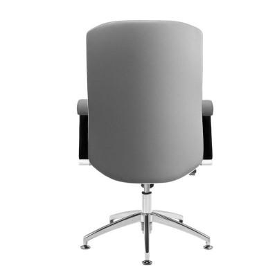 Козметичен стол черен