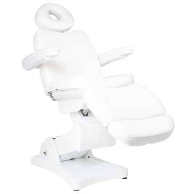 Козметичен стол Eclipse бял