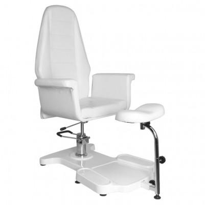Козметичен стол за педикюр хидравличен