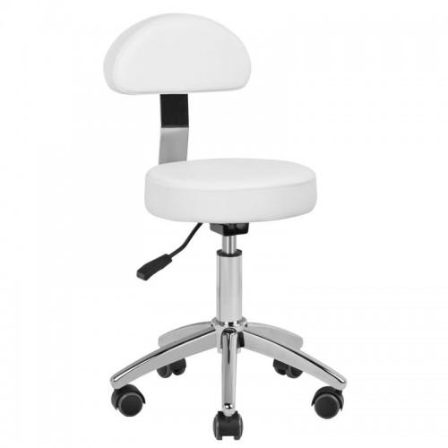 Козметичен стол за педикюр с облегалка