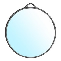 Кръгло фризьорско огледало