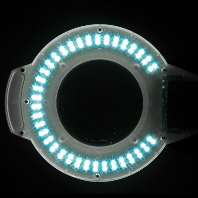 LED лампа лупа със стойка - 5 и 8 диоптъра