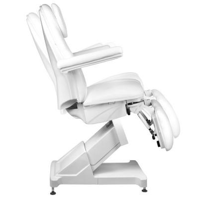 Луксозен козметичен стол електрически - 3 двигателя