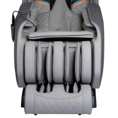 Масажен стол Премиум - сив