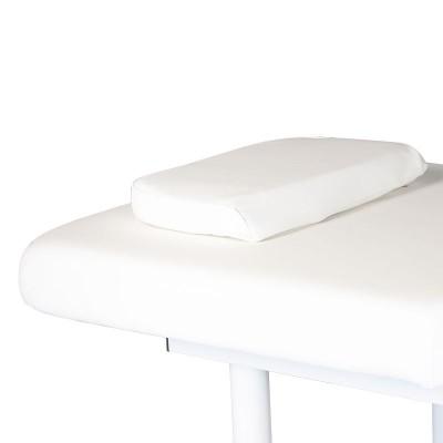 Масажна кушетка с възглавница