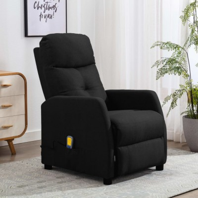 Масажно кресло – черно