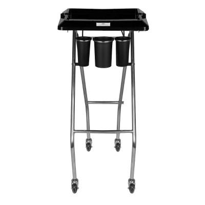 Подвижна фризьорска количка