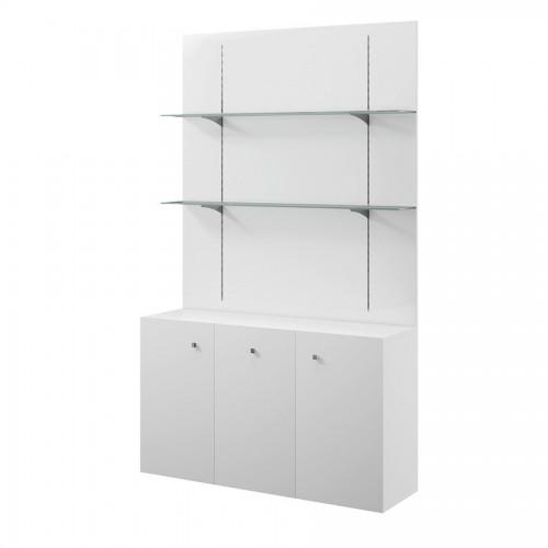 Шкаф с етажерки Mobili