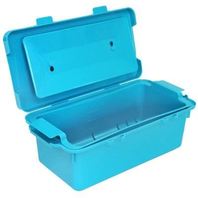 Синя вана за стерилизатор